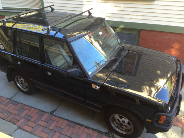 1992 Land Rover Range Rover Range Rover Classic County Edition