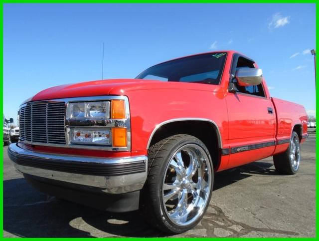 1992 Chevrolet C/K Pickup 1500 Reg. Cab 6.5-ft. bed 2WD