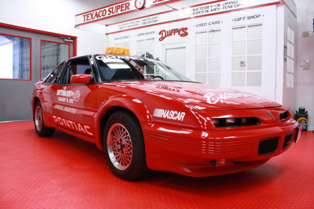 1992 Pontiac Grand Prix Daytona 500 Pace Car