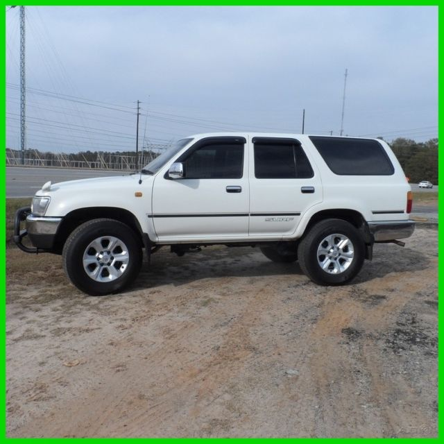 Right Hand Drive Vehicles For Sale >> 1992 Sr5 Used 4cyl 3 0 Automatic 4wd Suv Right Hand Drive Rhd Hilux