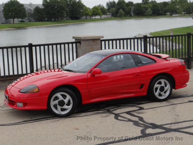 1992 Dodge Stealth 2dr Hatchback R/T Turbo AWD