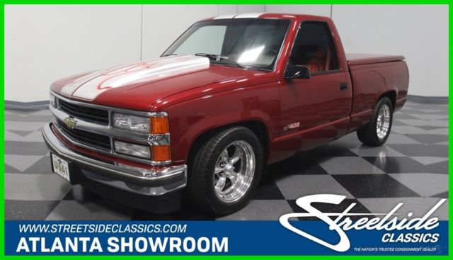 1992 Chevrolet C/K Pickup 1500 Supercharged