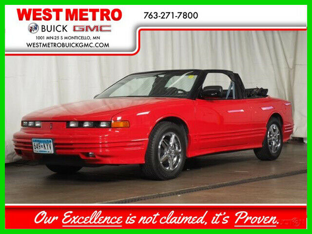 1992 Oldsmobile Cutlass Supreme