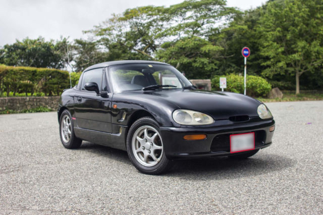 1992 suzuki cappuccino project car w lsd jdm import free ro ro shipping for sale. Black Bedroom Furniture Sets. Home Design Ideas