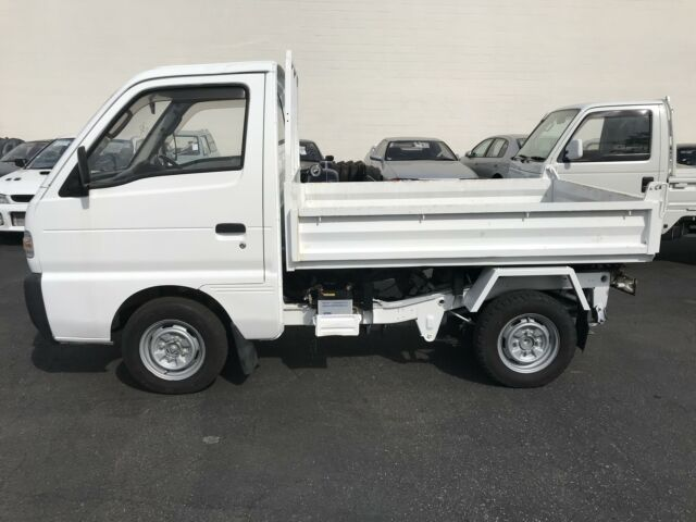 1992 Suzuki Carry Dump