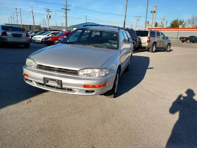 1992 Toyota Camry LE V6 4dr Wagon Wagon Automatic 4-Speed V6