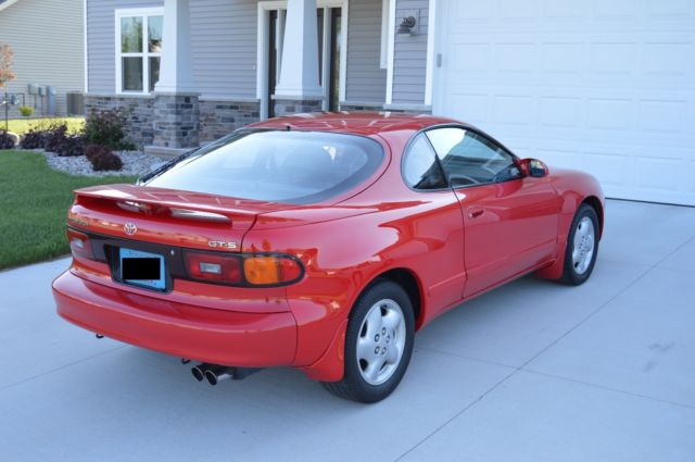 1992 Toyota Celica GT S  Time Capsule Condition