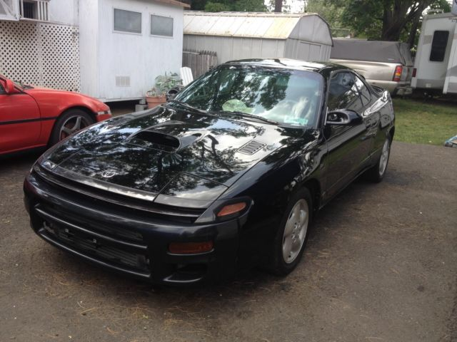 1992 TOYOTA CELICA GT4 AWD 2 0L Turbo for sale: photos