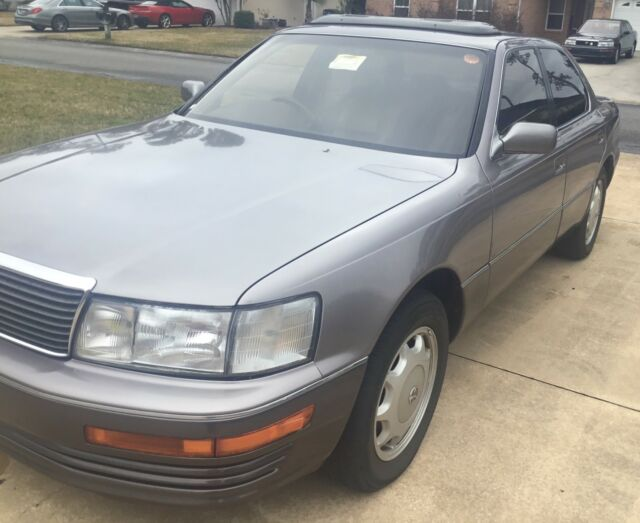 1992 Lexus LS TOYOTA CELSIOR RIGHT HAND DRIVE