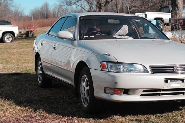 1992 Toyota Mark II Grande G Jzx90
