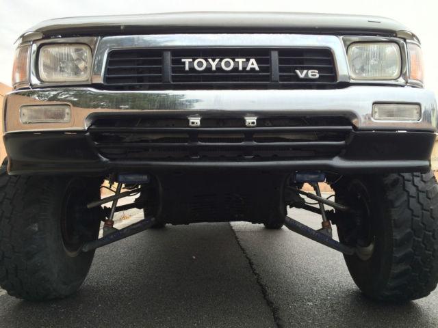 1992 Toyota Pickup Truck True Sr5 4x4 Manual Pre Tacoma