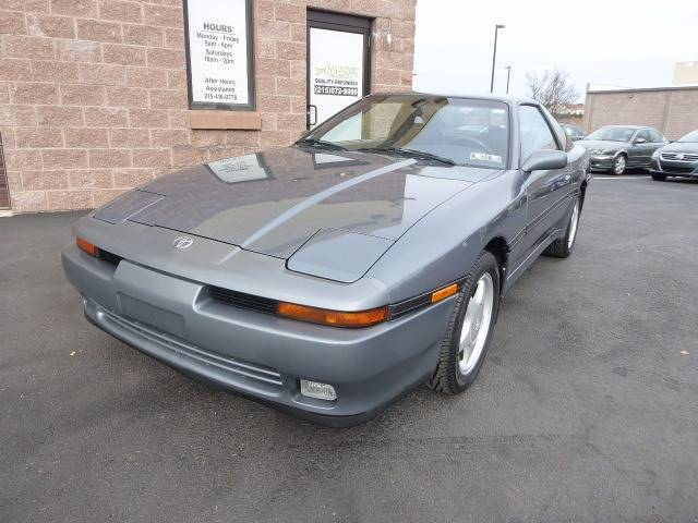 1992 Toyota Supra Base 2dr Hatchback