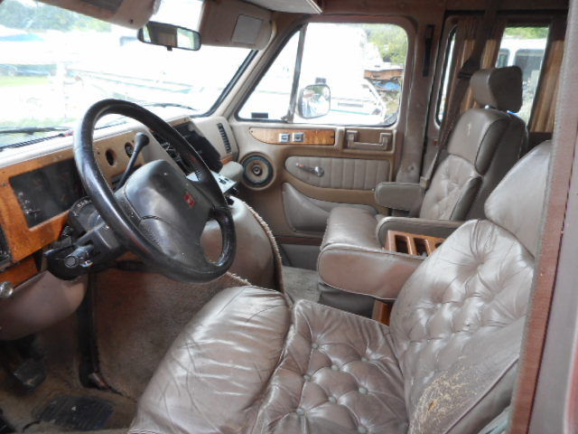 1992 VAN GMC EXPLORER VANDURA MODEL 2500 CONVERSION MAKE ANY BEST
