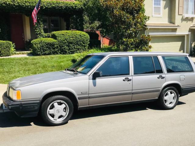 1992 Volvo 740 LEATHER