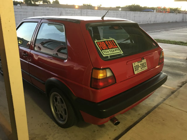 1992 vw gti 16v for sale photos technical specifications. Black Bedroom Furniture Sets. Home Design Ideas