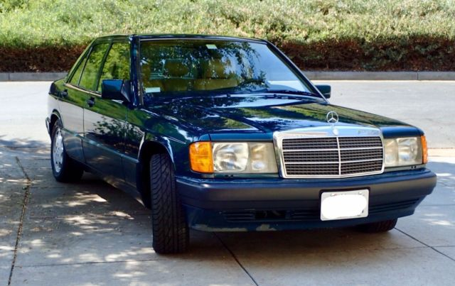 1993 Mercedes-Benz 190-Series Special Edition