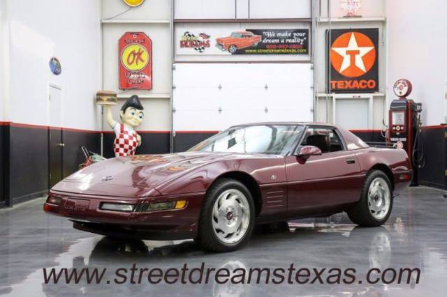 1993 Chevrolet Corvette Base 2dr Convertible