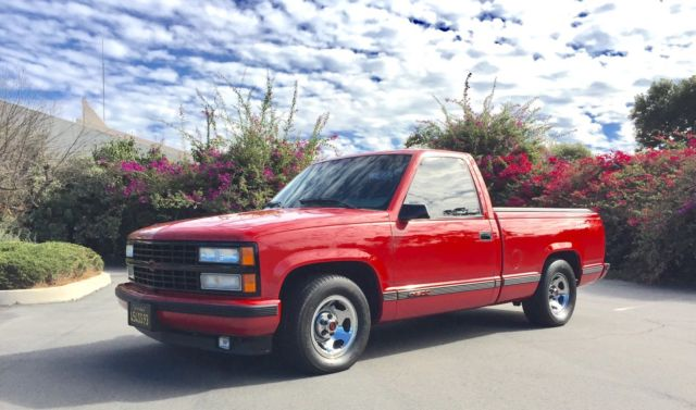1993 Chevrolet C/K Pickup 1500 Super Sport, 454 SS