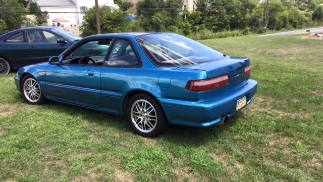 Acura Integra W H LSD Trans For Sale Photos Technical - 1993 acura integra for sale