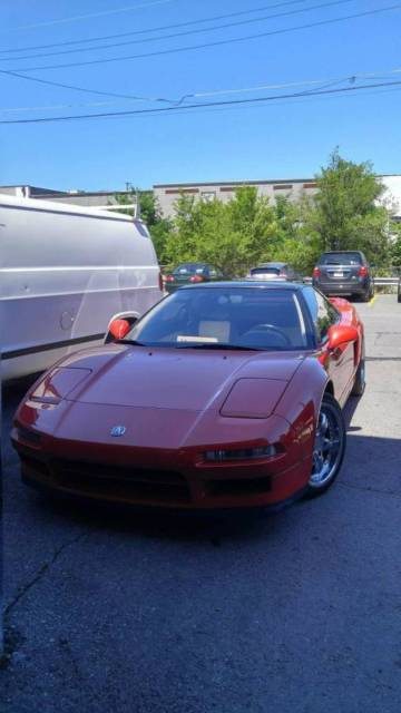 1993 Acura NSX Base Coupe 2-Door 3.0L  LOWERED PRICE