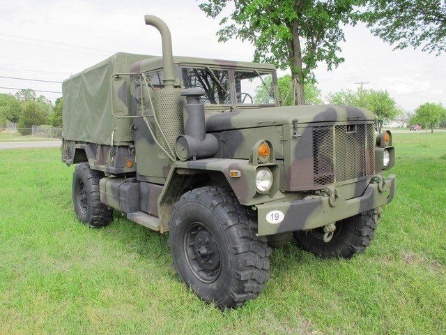 1980 Other Makes M135-A3