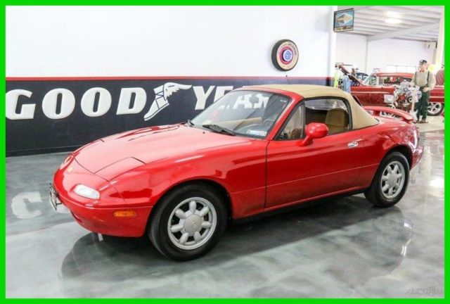 1993 Mazda MX-5 Miata Base 2dr Convertible