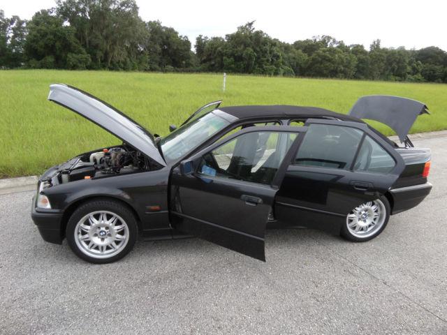 1993 Bmw 318i Tc4 Baur Sedan E36 For Sale Photos Technical
