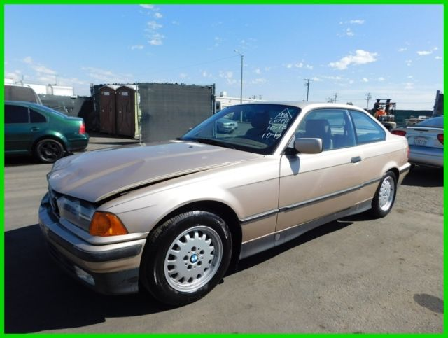 1993 BMW 3-Series is