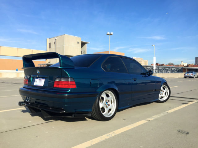 1993 Bmw 325is Base Coupe 2 Door 2 5l M3 Body Kit Custom Paint For Sale Photos Technical