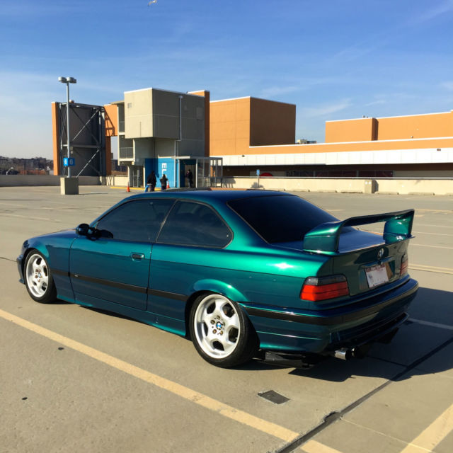 1993 BMW 3-Series 325IS with M3 Body Kit