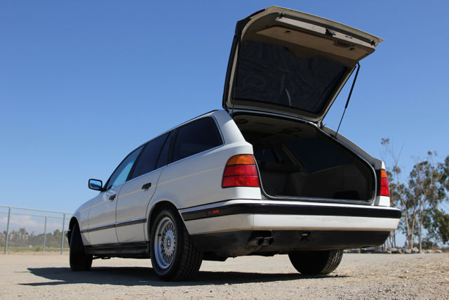 1993 BMW 5-Series Touring Wagon