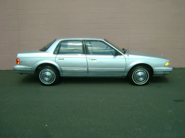 1993 Buick Century Low 39k Miles 1owner Oldsmobile Chevrolet
