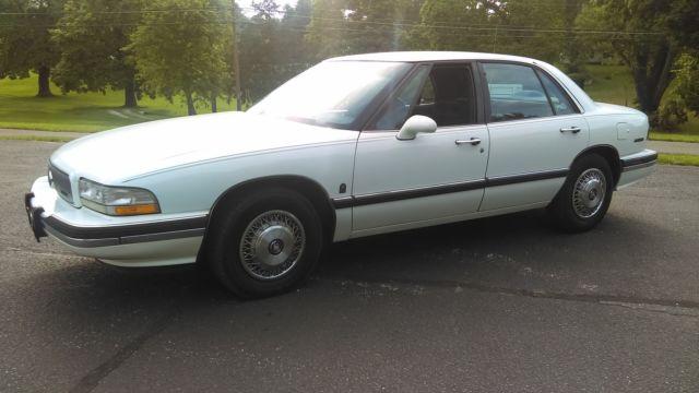 1993 buick lesabre custom sedan 4-door 3.8l for sale: photos