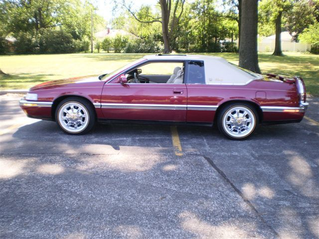 1993 Cadillac Eldorado Sports Coupe
