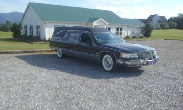 1993 Cadillac Fleetwood FEDERAL EAGLE