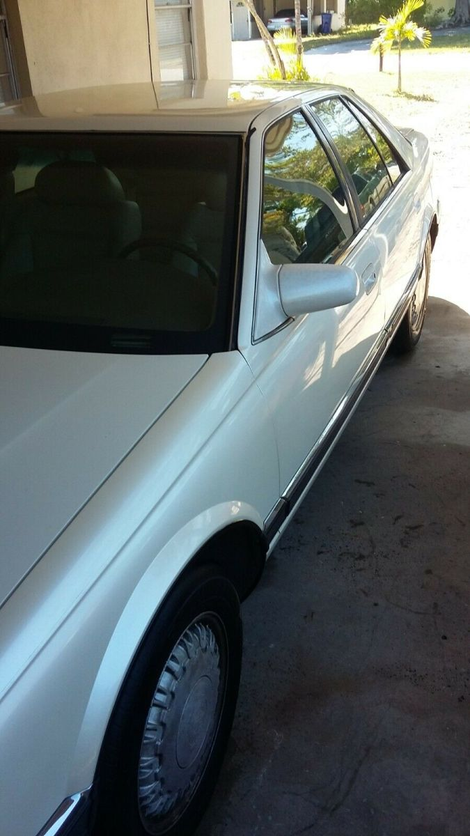 1993 Cadillac Seville STS FWD