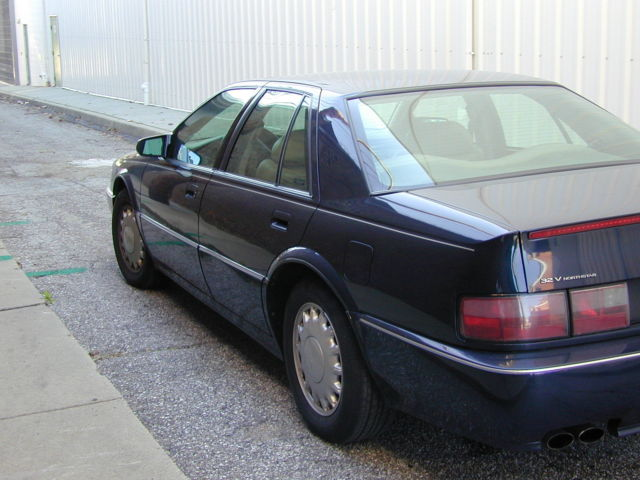 1993 Cadillac STS STS