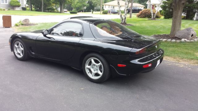1993 Mazda RX-7 two door  coupe