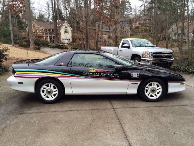 1993 Chevrolet Camaro Z28 Coupe 2-Door 5.7L INDY Pace Car