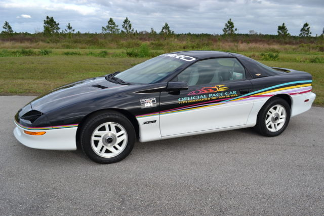 1993 Chevrolet Camaro Coupe Z28