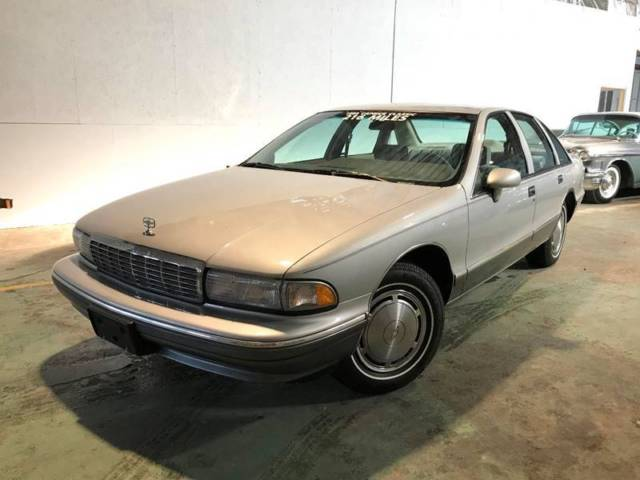 1993 Chevrolet Caprice Base 4dr Sedan