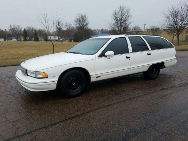 1993 Chevrolet Caprice Wagon 5 7l 350 For Sale Photos Technical Specifications Description