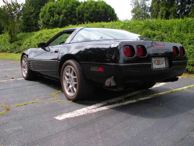 1993 Chevrolet Corvette C4 With Cammed 383 Lt1 Stroker For Sale Photos Technical Specifications Description