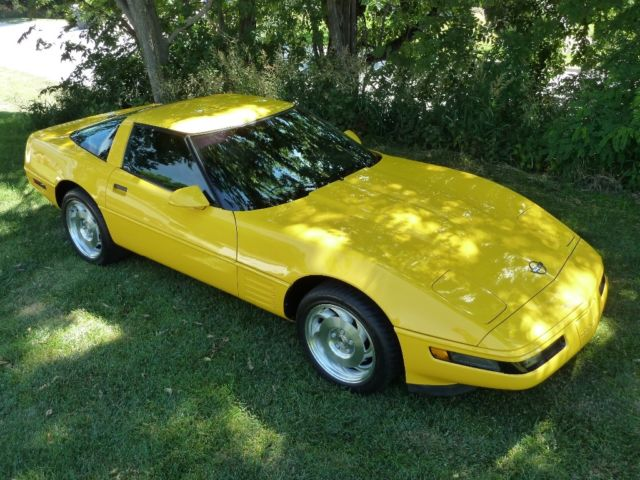 1993 Chevrolet Corvette Hatchback with ride control