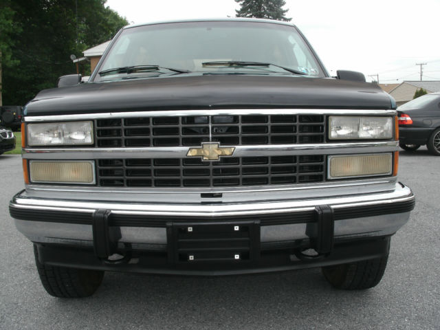1993 chevrolet k5 blazer silverado 5 7 v8 4x4 all original like new 2 door chevy for sale. Black Bedroom Furniture Sets. Home Design Ideas