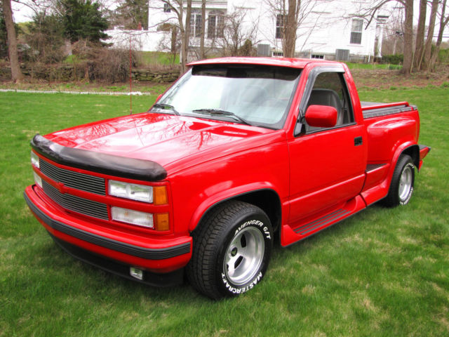 1993 chevrolet silverado 1500 2wd stepside mark iii conversion mint orig cond for sale photos. Black Bedroom Furniture Sets. Home Design Ideas