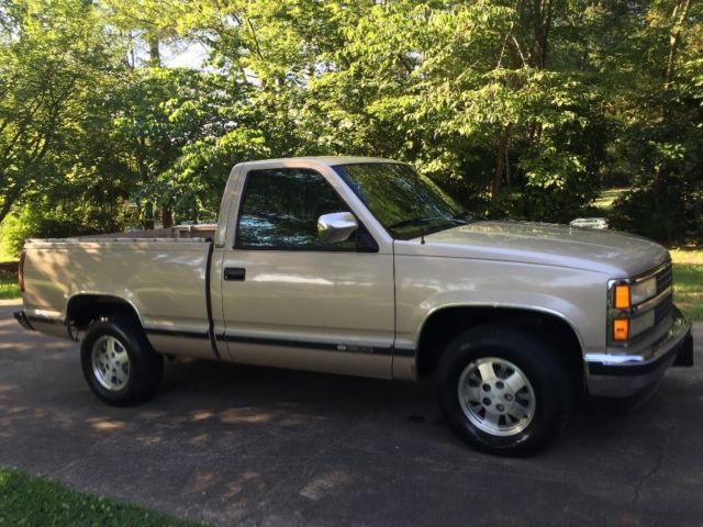 1993 chevrolet truck 1500 silverado for sale photos technical specifications description. Black Bedroom Furniture Sets. Home Design Ideas