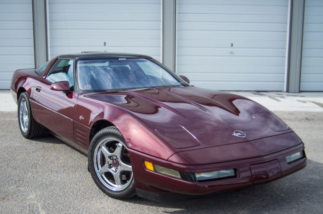 1993 Chevrolet Corvette ZR1