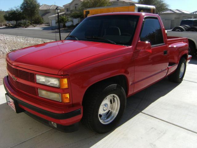 1993 Chevy 1500 454ssi 64 000 Original Miles Stepside For Sale