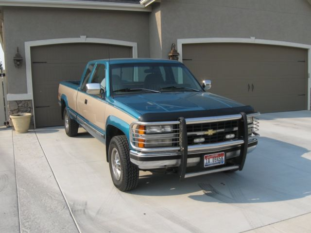 1993 Chevy 2500 HD Ext Cab 454 Engine 93,500 miles for ...